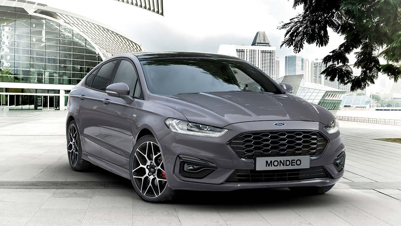 Ford Mondeo Limousine - Frontansicht