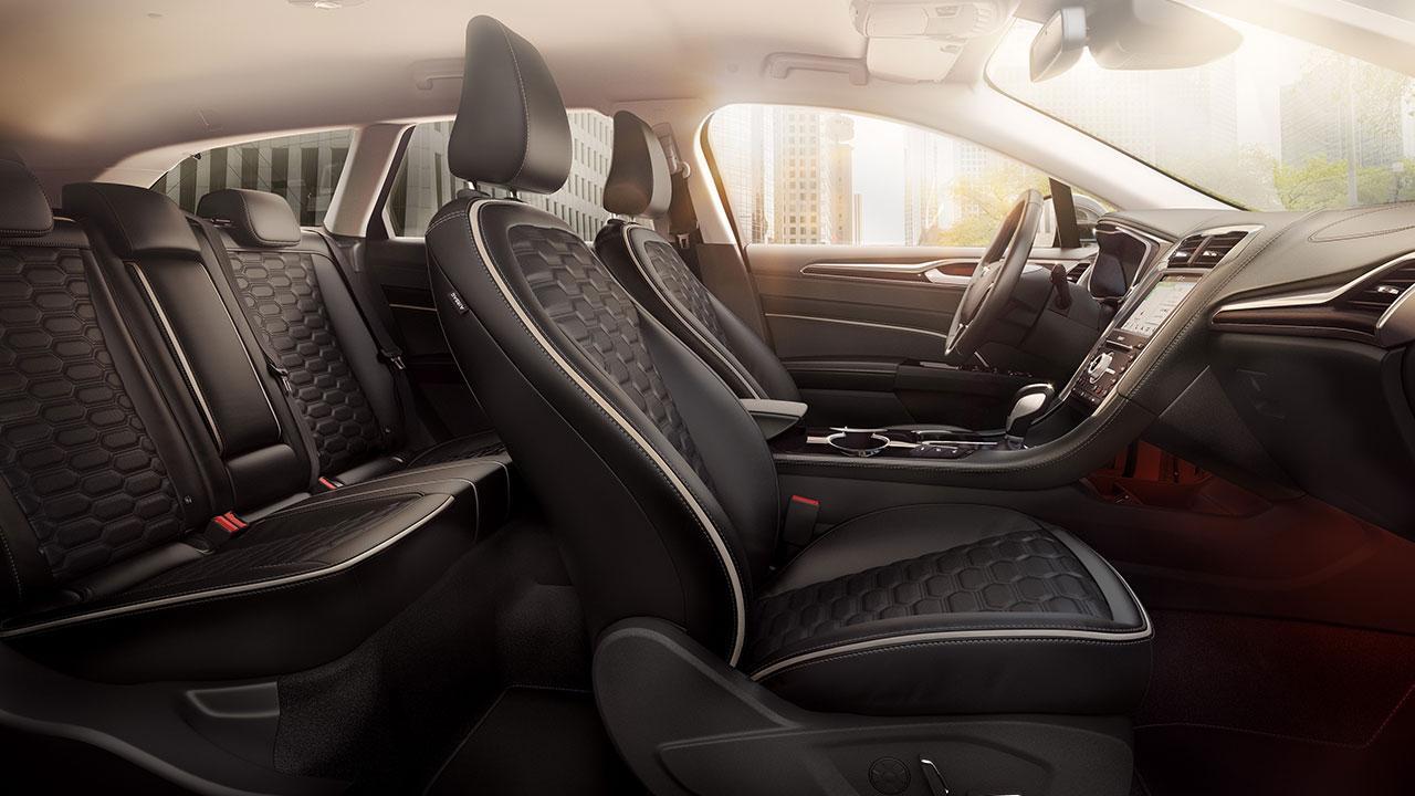 Ford Mondeo Limousine - Innenansicht