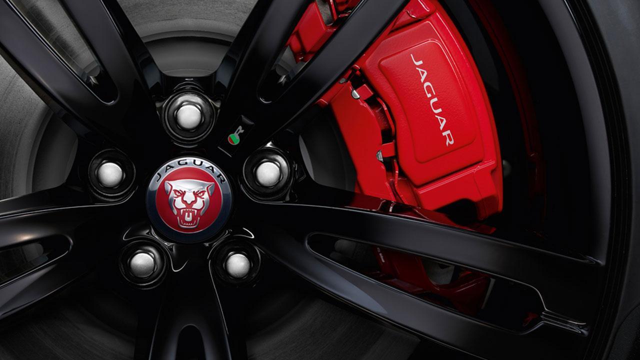 Jaguar XJ MY18  - Radnarbe