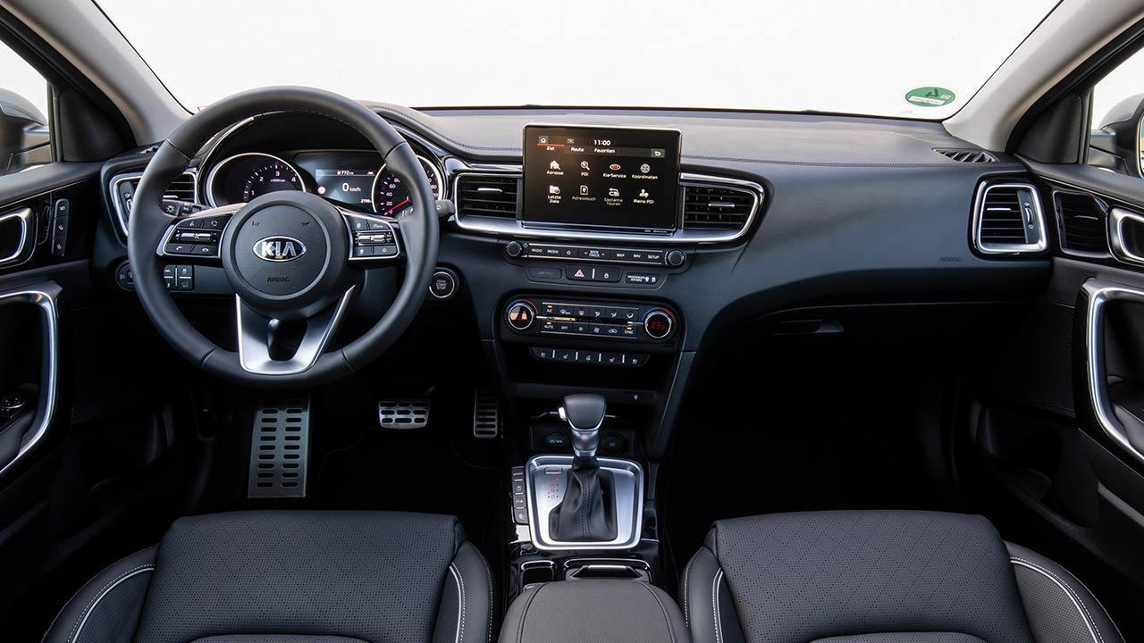 Kia Ceed Sportswagon - Cockpit