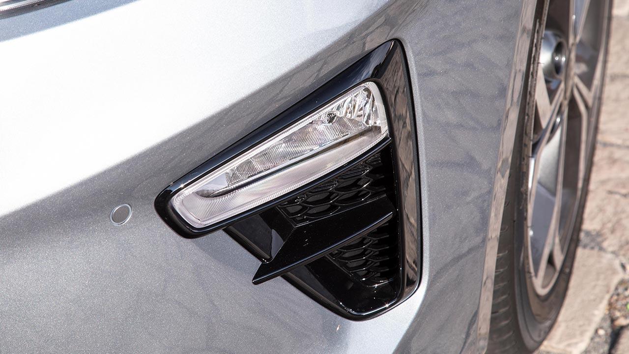Kia Ceed Sportswagon - Luftschlitze