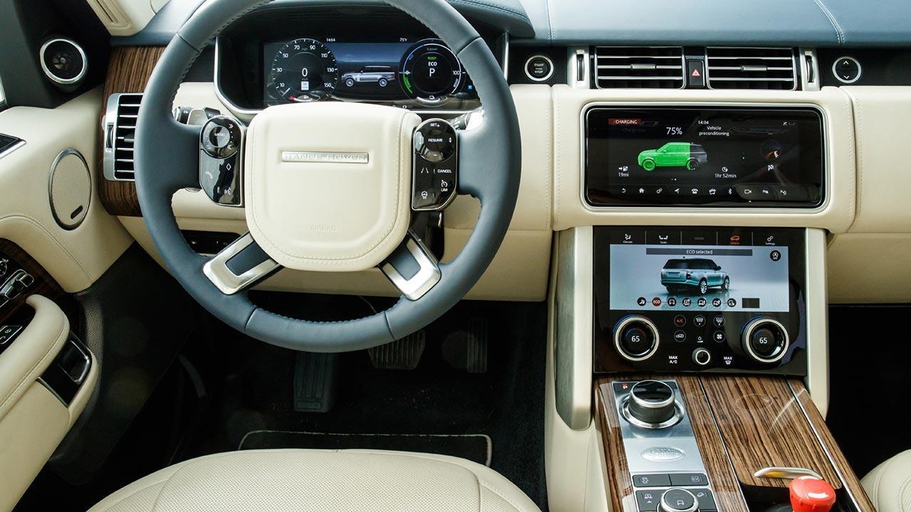 Range Rover - Cockpit