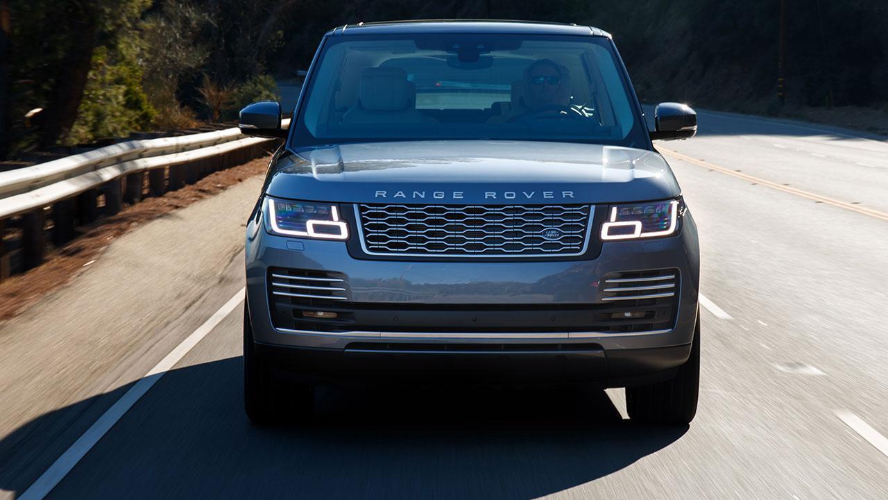 Range Rover - Frontansicht