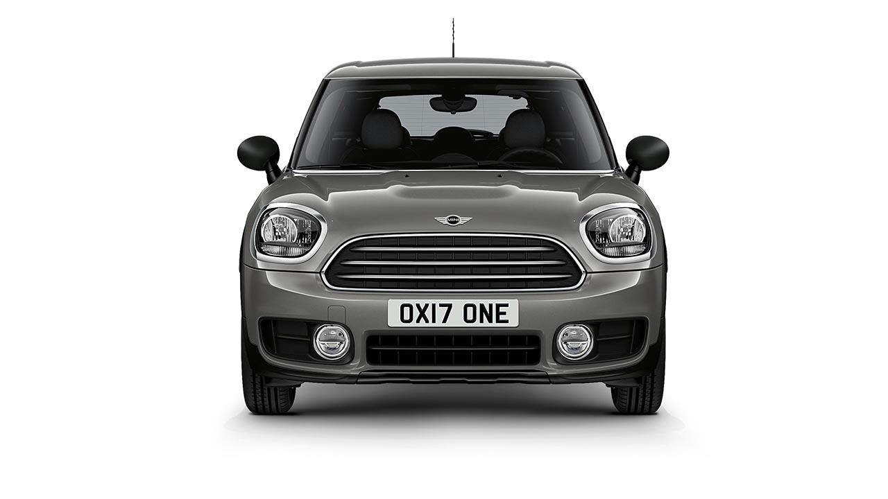 Mini Countryman - Frontansicht