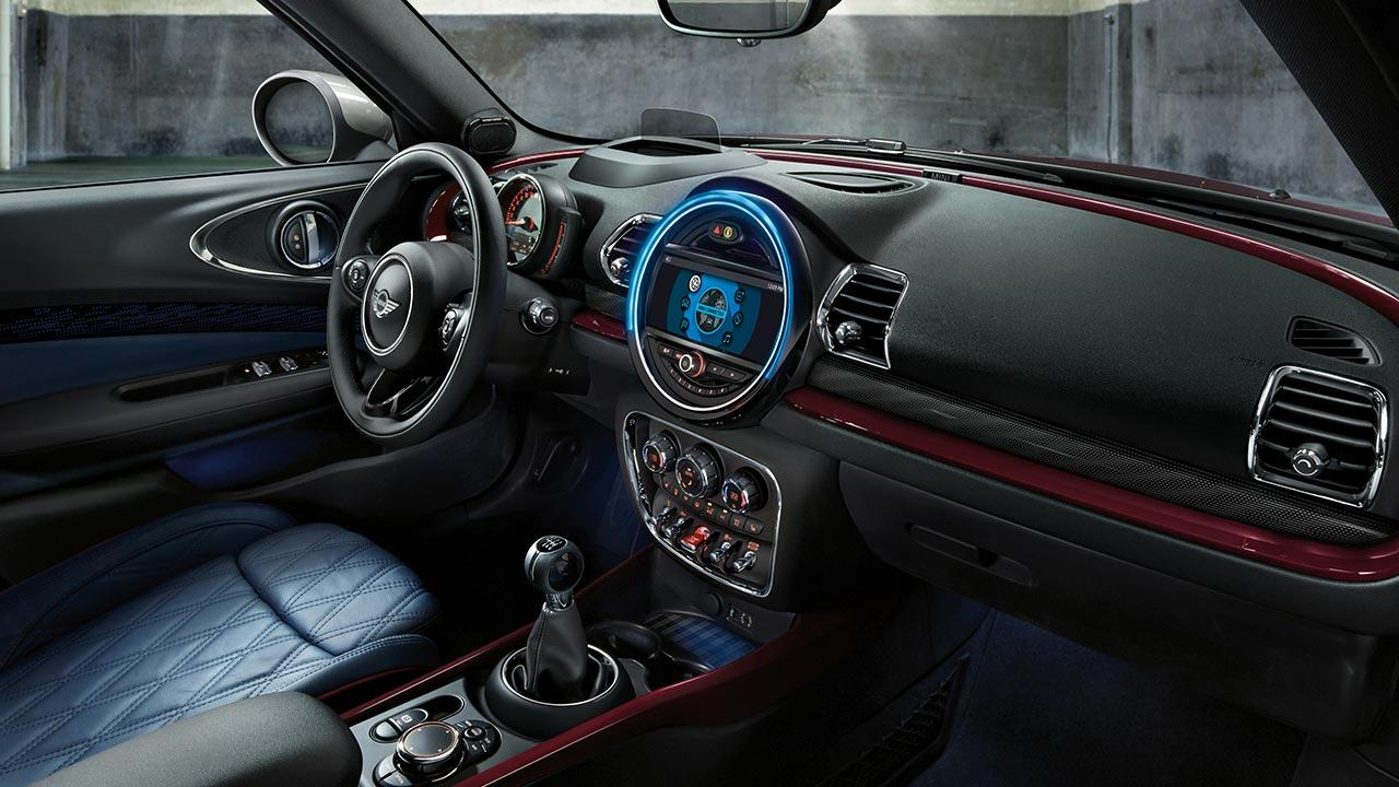 Mini Countryman - Cockpit