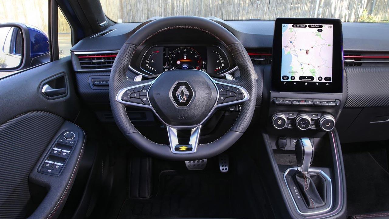 Renault Clio - Cockpit