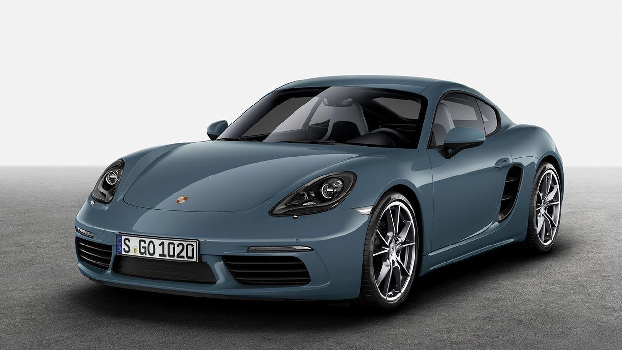 Porsche 718 Cayman - Einzelansicht