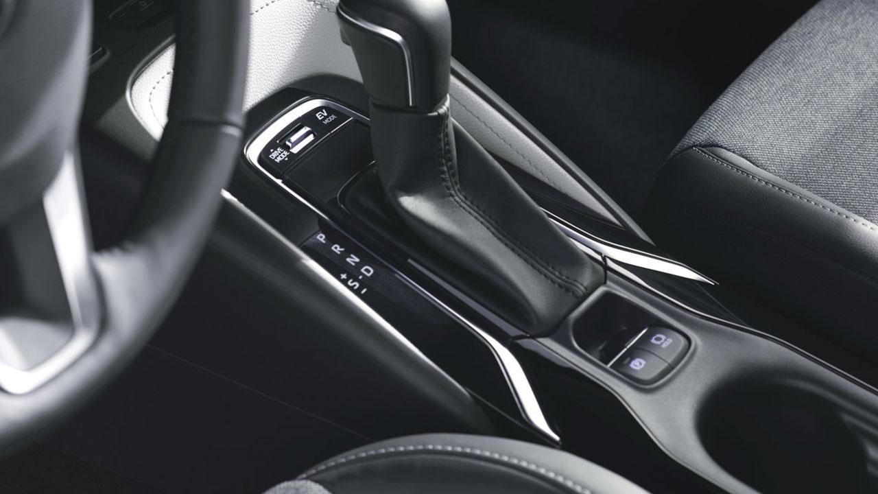 Toyota Corolla Touring Sports - Schalthebel
