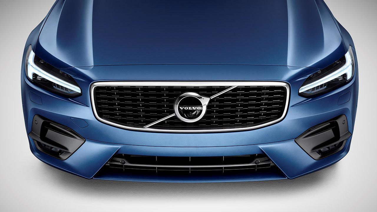 Volvo V90 - Motoerhaube
