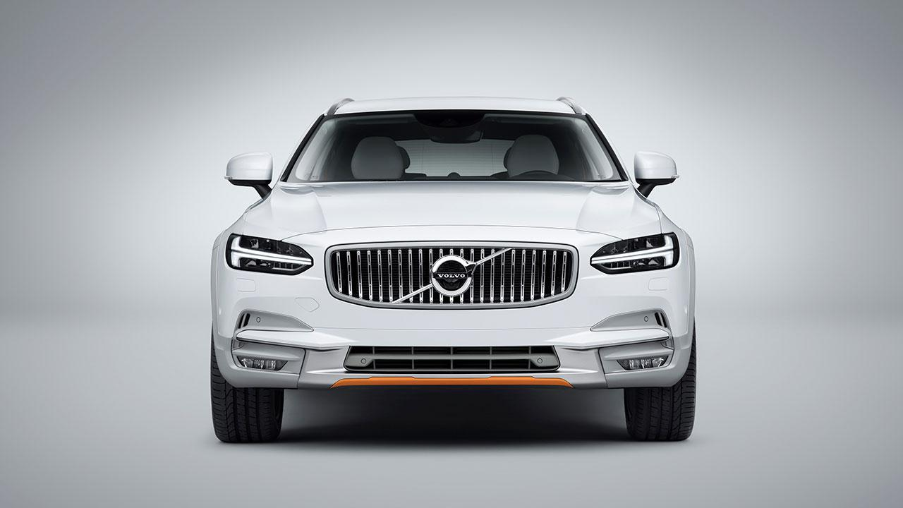 Volvo V90 Cross Country - Frontansicht