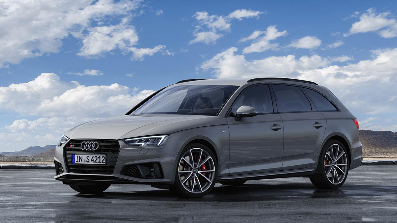 Audi S4 Avant - Seitenansicht