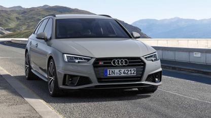 Audi S4 Avant - Frontansicht