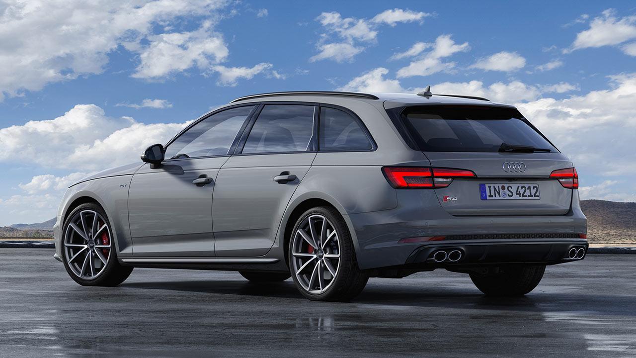 Audi S4 Avant - Heckansicht