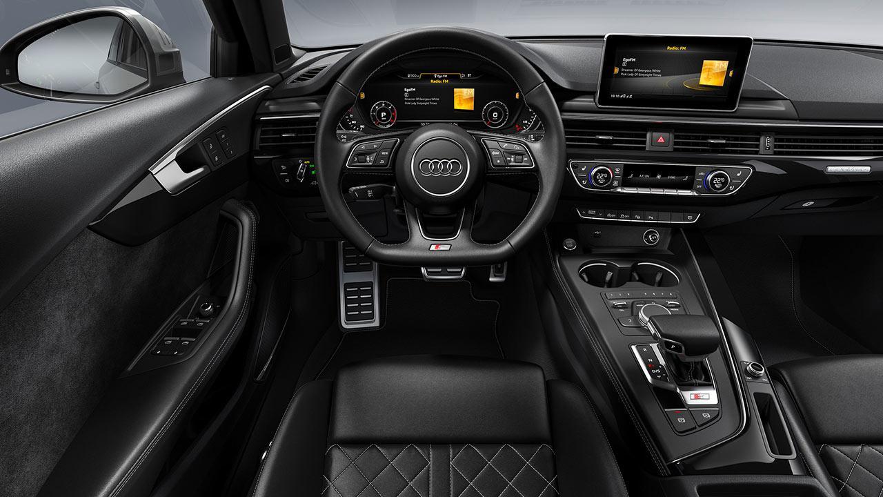 Audi S4 Avant - Cockpit