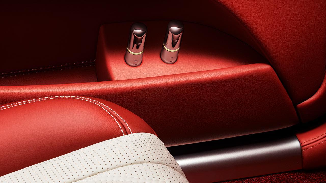 Bentley Flying Spur W12 - Leder