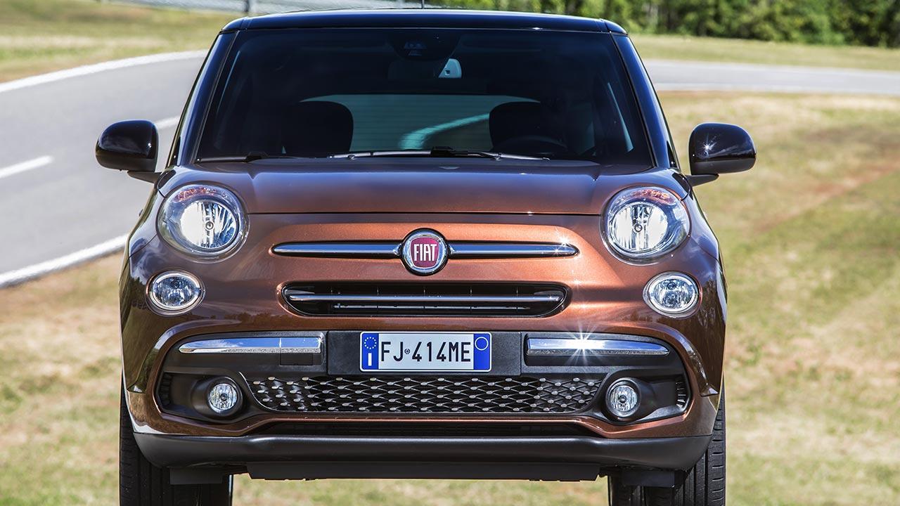 Fiat 500L - Frontansicht