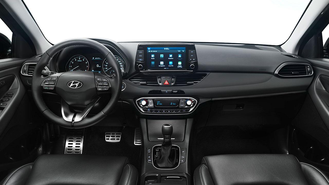 Hyundai i30 Kombi - Cockpit
