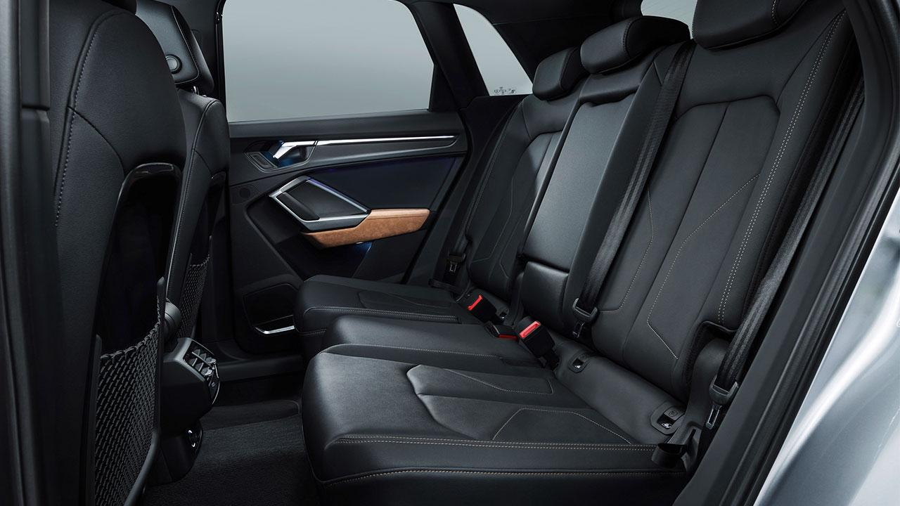 Audi Q3 2020 - Rücksitze