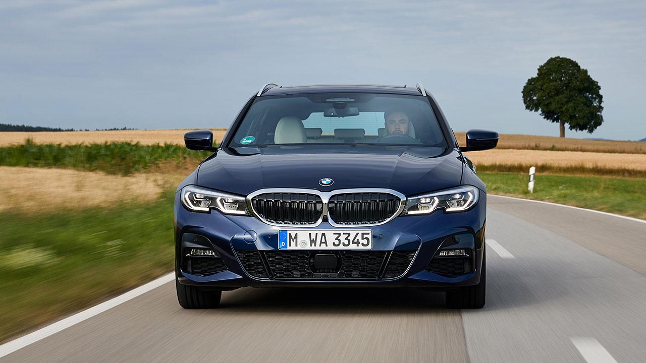 BMW 3er Touring - Frontansicht