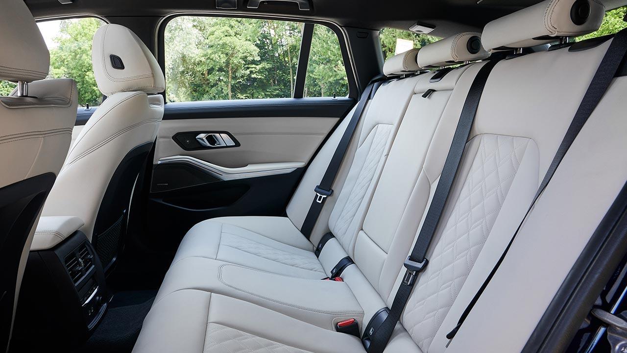 BMW 3er Touring - Rücksitze