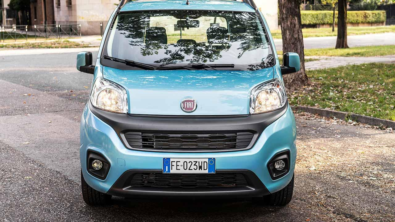 Fiat Qubo - Frontansicht