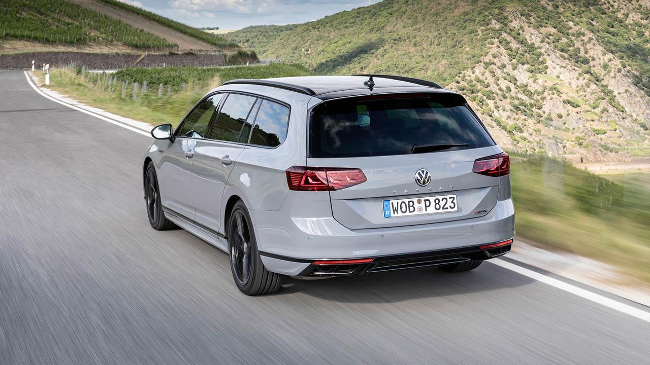 Volkswagen Passat Variant - Heckansicht