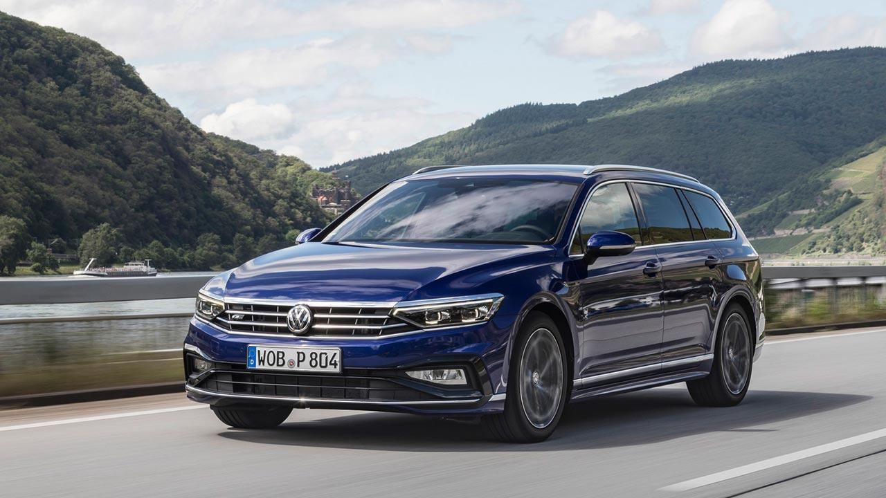 Volkswagen Passat Variant - am See