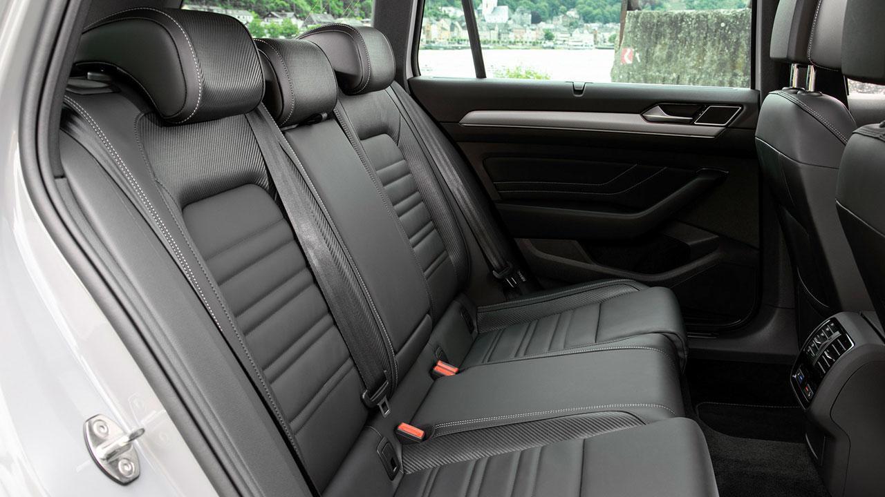 Volkswagen Passat Variant - Rücksitz