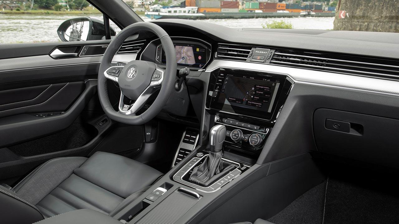 Volkswagen Passat Variant - Cockpit