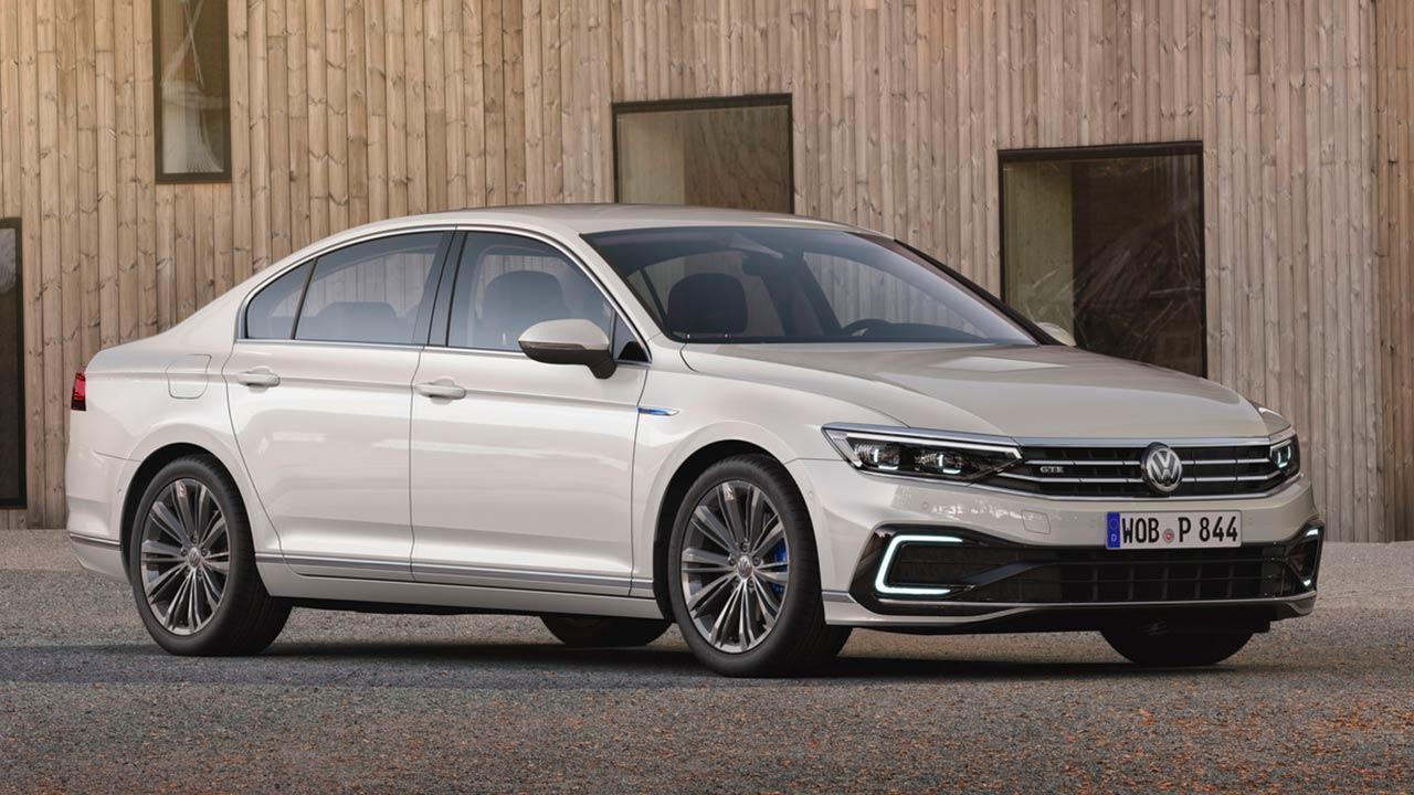 Volkswagen Passat GTE - Frontansicht