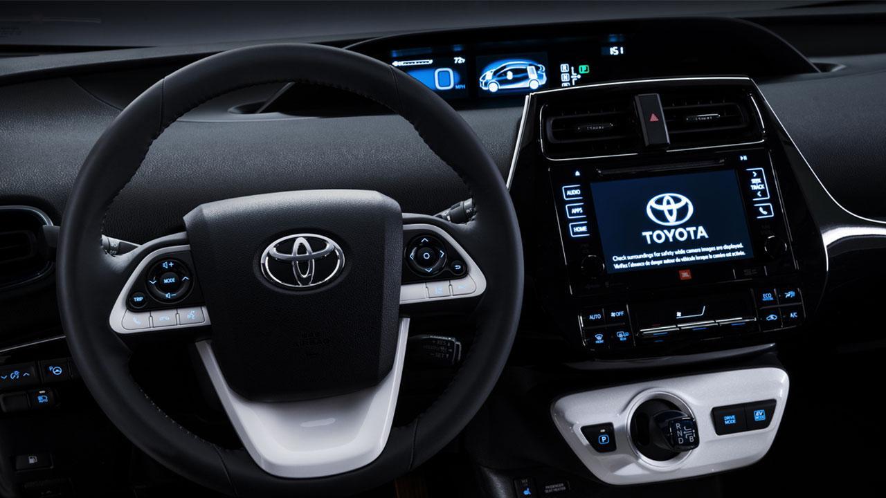 Toyota Prius - Cockpit