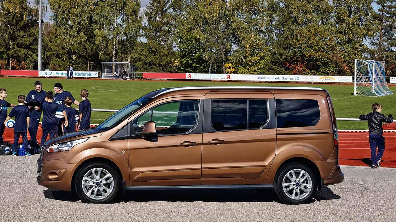 Ford Tourneo Connect - Seitenansicht
