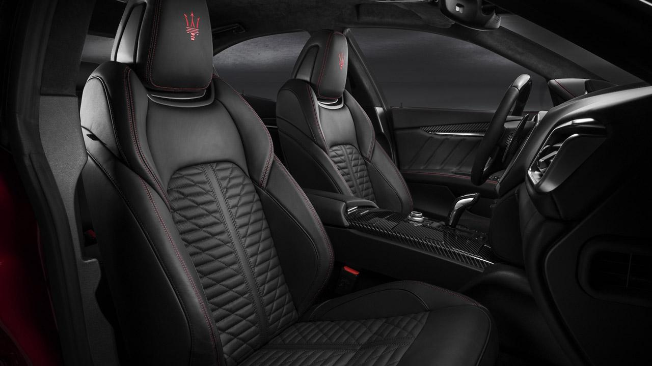 Maserati Ghibli - Vordersitze