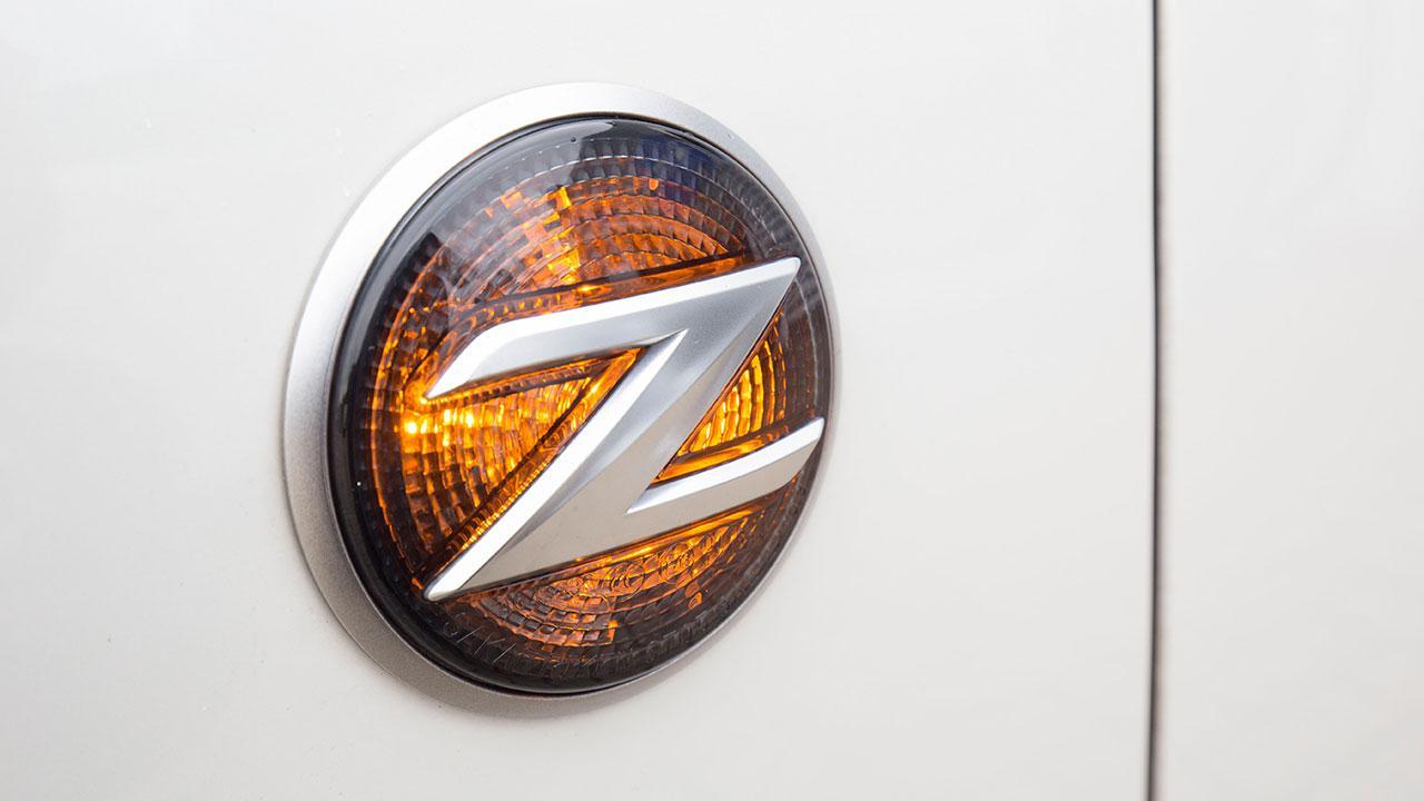Nissan 370Z Roadster - Zeichen