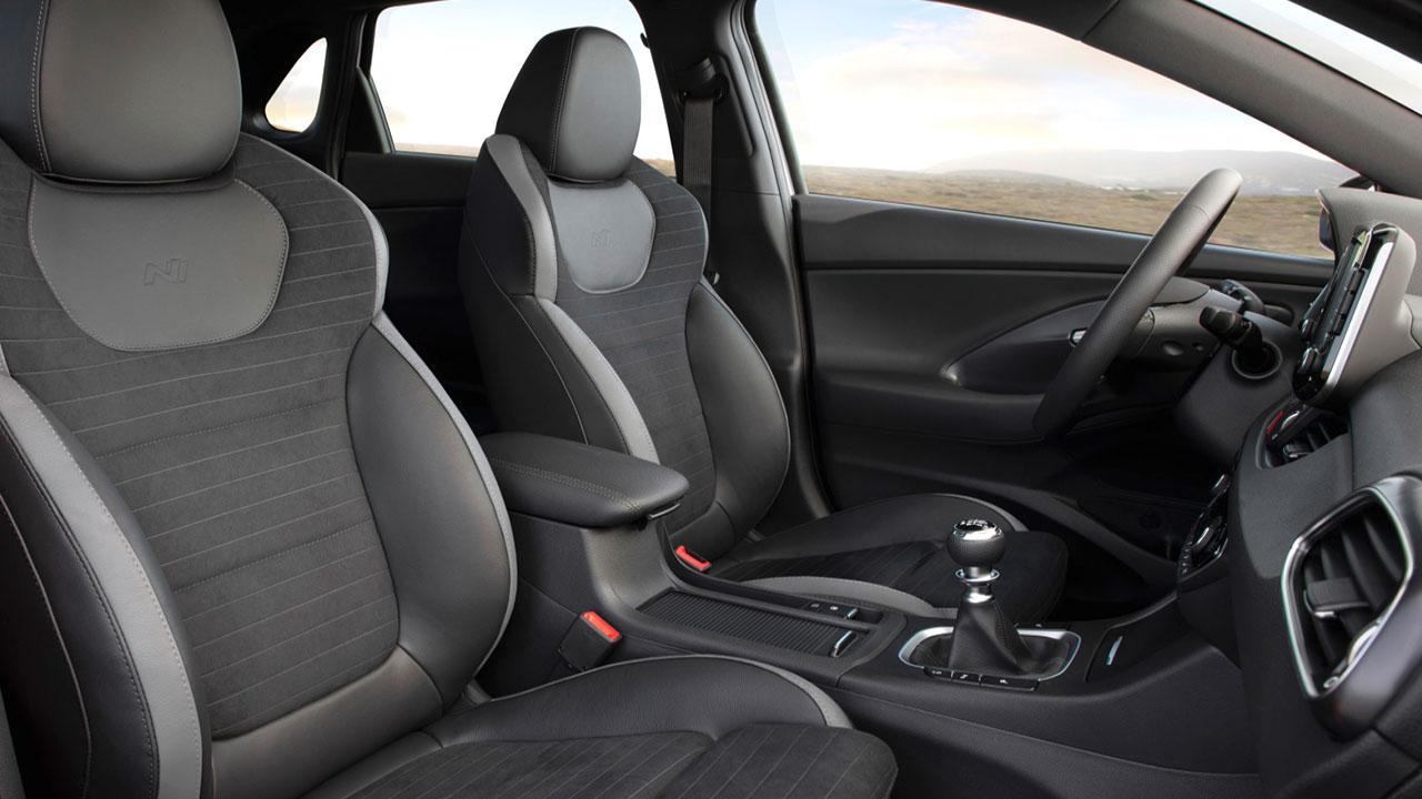 Hyundai i30 Fastback - Cockpit