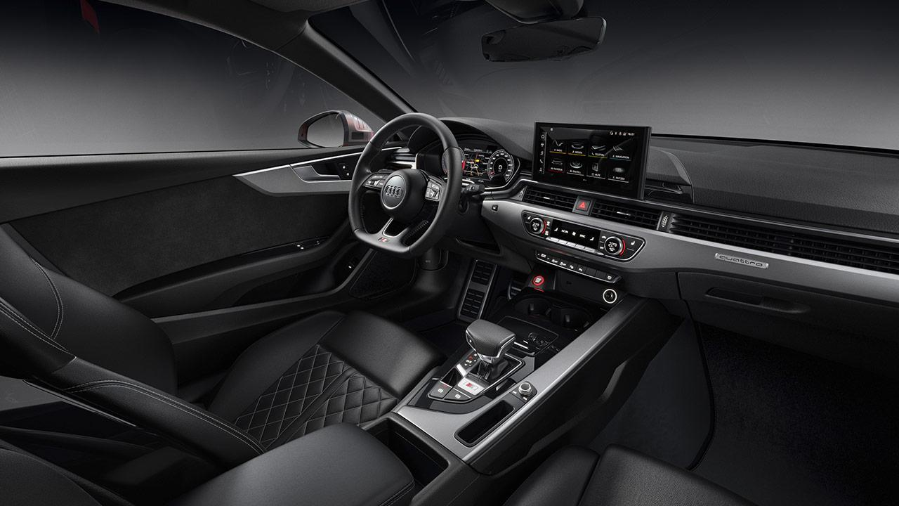 Audi S5 Coupé - Cockpit