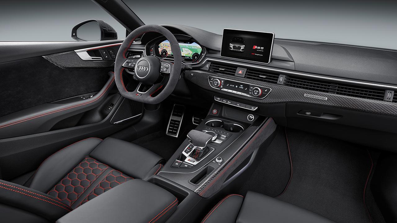 Audi RS 5 Coupé - Cockpit