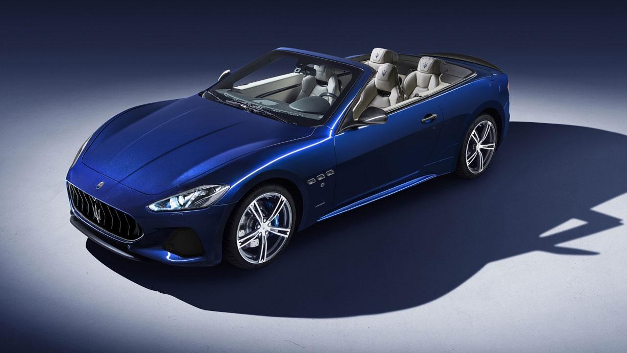 Maserati GranCabrio - Frontansicht