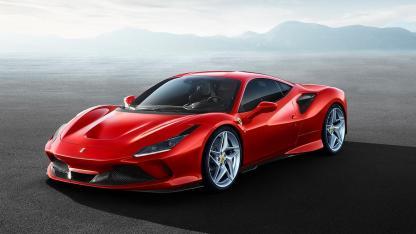 Ferrari F8 Tributo - Frontansicht